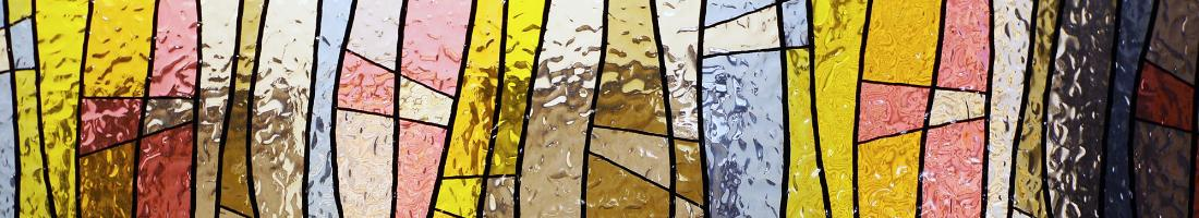 Belize Stained Glass